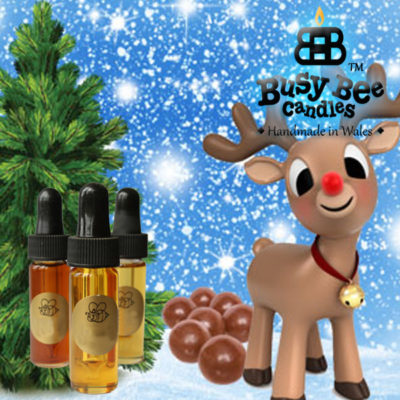 Rudolph's Trail Fragrance Oil