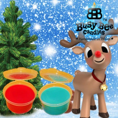 Rudolph's Trail Wax Tart Melt