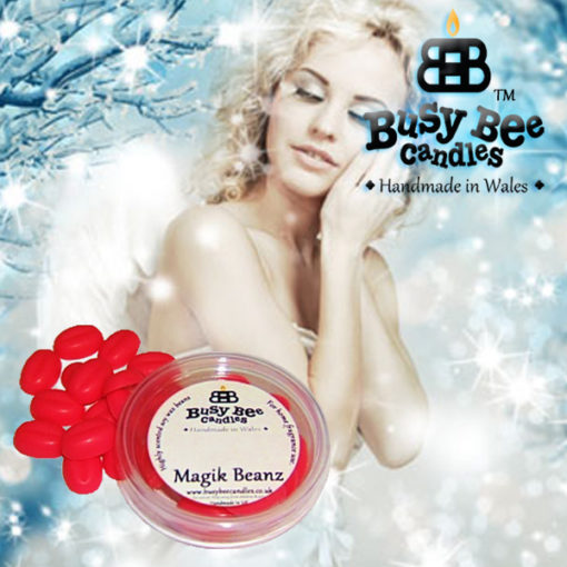 Snow Angel Magik Beanz