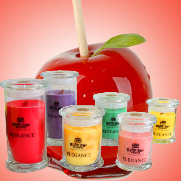 Toffee Apple Large Elegance Scented Candle