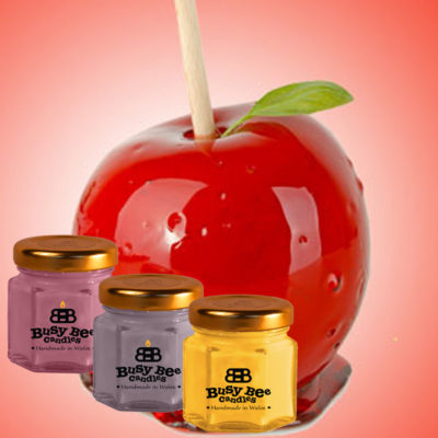 Toffee Apple Mini Me Scented Candles