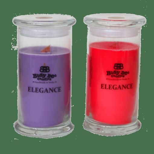 Blackcurrant & Nectarine Large Elegance Candle