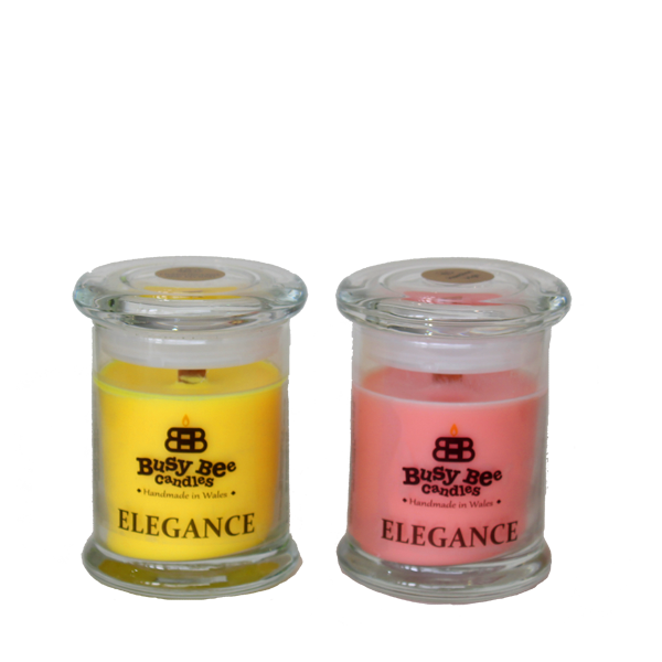 Spring Fresh Small Elegance Candle