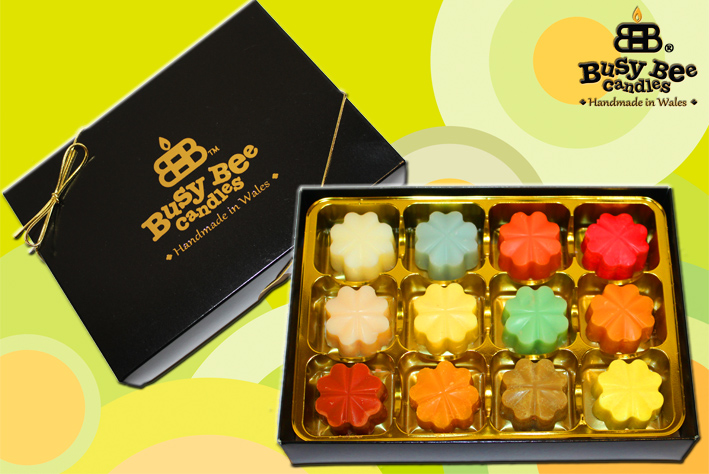 Best sellers wax melt selection box for Top selling candle fragrances