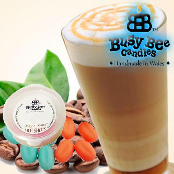 Caramel Coffee Warmers