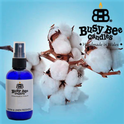 Clean Cotton Room & Linen Freshener Spray