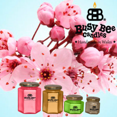 Cherry Blossom Classic Scented Candles