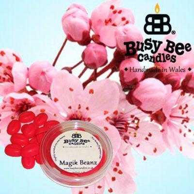 Cherry Blossom Magik Beanz
