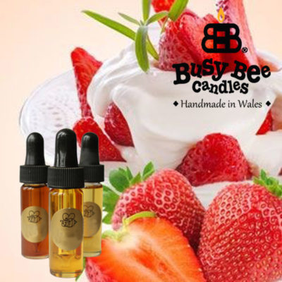 Strawberries And Cream Fragrance Oil
