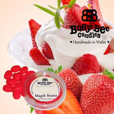 Strawberries And Cream Magik Beanz