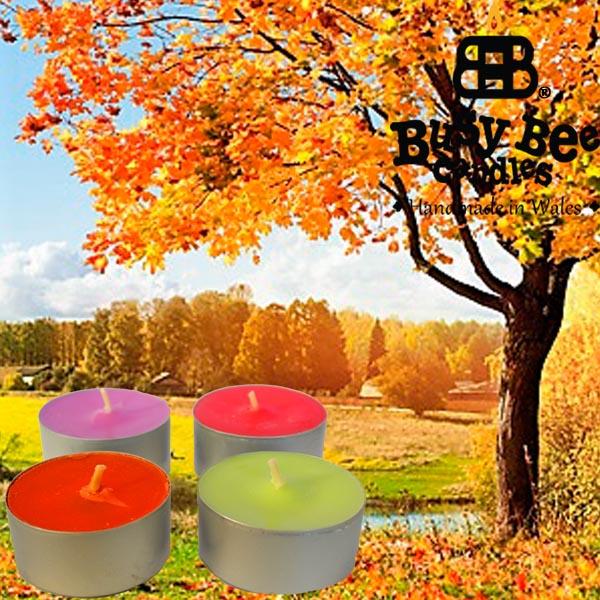 Autumn Glory Tea Lights