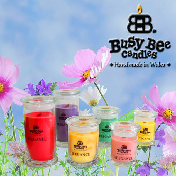Spring Day Elegance Scented Candles